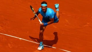 Monte Carlo Masters: Rafael Nadal's journey is just getting started