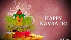Chaitra Navratri 2016 dates: Ghatsthapana, Sindhara Dooj, Gaur Teej & complete list of days as per traditional Hindu calendar