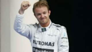 Nico Rosberg focused on himself to win first Formula One title