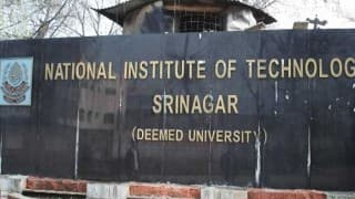 Students stage protest march in National Institute of Technology