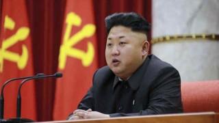 North Korea's Kim Jong-Un hails 'successful' submarine missile test