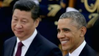 Barack Obama, Xi Jinping agree to fully implement North Korea sanctions