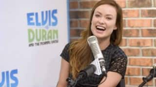 My son is a feminist: Olivia Wilde