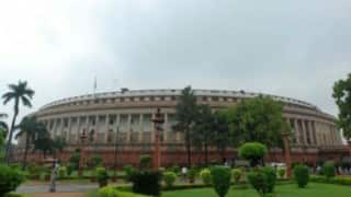 LIVE- Winter Session of Parliament Day 7: Both houses of Parliament adjourned over uproar on demonetisation