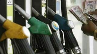 Petrol price cut by 89 paise per litre, diesel cheaper by 49 paise litre