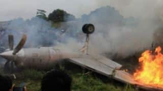 Papua New Guinea plane crash leaves 12 dead: reports