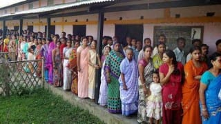 West Bengal Assembly Elections 2016: 79.70 per cent polling recorded in second phase