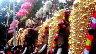 Necessary steps will be taken for conduct of Pooram: Kerala government