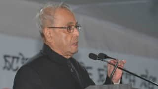 President Pranab Mukherjee hosts Iftar party at Rashtrapati Bhavan