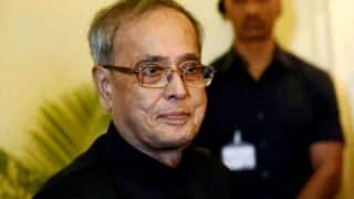 Pranab Mukherjee extends greetings to Zimbabwe on eve of its Independence Day