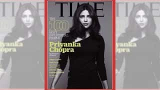 Priyanka Chopra Among 9 Indians on TIME Magazine's List of '100 Most Influential People'