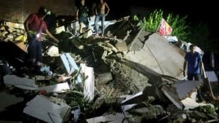 Death toll from Ecuador earthquake tops 650