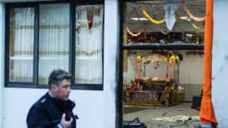 Germany Gurdwara explosion: India expresses concern, says in touch with authorities