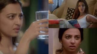 Radhika Apte has become a viral sensation with Phobia trailer!