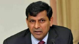 Indian economy like 'one-eyed' king in land of blind: Raguram Rajan