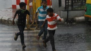 Rain brings some respite from heat wave in coastal Andhra Pradesh