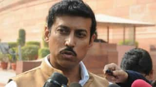 Government considering outsourcing content for Doordarshan: Rajyavardhan Singh Rathore
