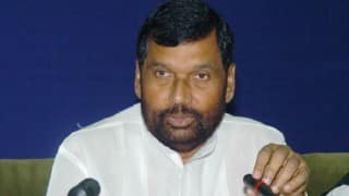 Union minister Ramvilas Paswan to sit on dharna tomorrow in support of toddy sellers