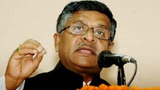 Political parties in Jammu & Kashmir must come forward to bring normalcy in Valley: Ravi Shankar Prasad