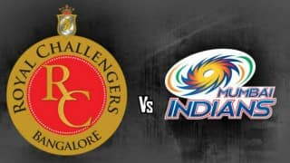 MI beat RCB by 6 wickets | LIVE Score Mumbai Indians (MI) vs Royal Challengers Bangalore (RCB) IPL 2016 Match 14: MI 171/4 in 18 Overs