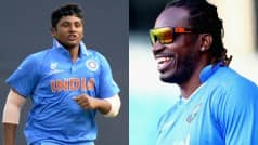 Sarfaraz Khan is like a son to me: Chris Gayle