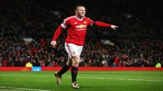 Wayne Rooney returns after injury lay-off