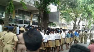 Kolkata Temple fire: RSS volunteers reach hospital to donate blood for fire tragedy victims