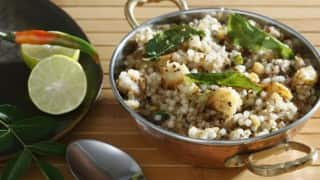 An Old School-Style, Deliciously Healthy Sabudana Khichdi Recipe