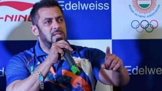 Rio Olympics 2016: Salman Khan gets real Aishwarya Rai Bachchan's support as goodwill ambassador! Actor himself justifies his appointment (Video)