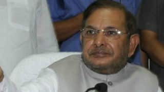 Rajya Sabha Elections 2016: BJP, Congress have fielded moneybags in polls, alleges Sharad Yadav