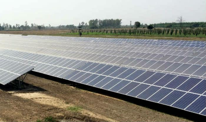 Solar-power plant planned for southwestern Ohio would be state's largest