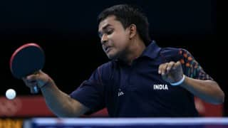 Soumyajit Ghosh, Manika Batra book their Rio berths