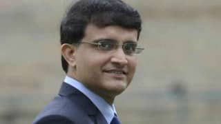 Sourav Ganguly to walk the ramp for cancer fundraising