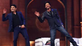 The Kapil Sharma Show: Shah Rukh Khan and Kapil Sharma all set to take you on an unending laugh riot!