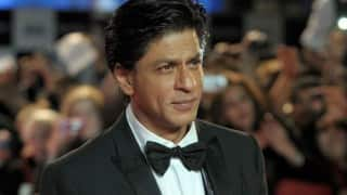 Shah Rukh Khan finally gets a 'heavenly day off'
