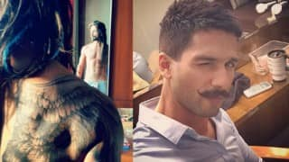 Udta Punjab star Shahid Kapoor's amazing tattoo will leave you stunned!