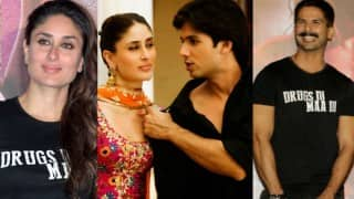 Whoa! Kareena Kapoor Khan wouldn't mind working with ex-flame Shahid Kapoor in future