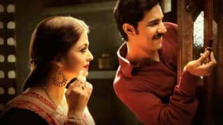 Sarbjit song Tung Lak: Randeep Hooda and Aishwarya Rai Bachchan's Punjabi dance number is highly energetic!