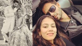 Soon-to-be parents Shahid Kapoor and Mira Rajput's latest selfie is really cute!