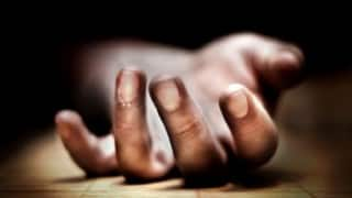 Man in torture-death case who fled hospital caught by police