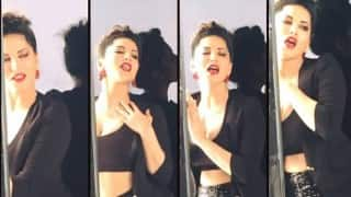 One Night Stand song Ishq Da Sutta: Sunny Leone's hot 'retro' look isn't that impressive (Watch video)