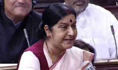 Security of Indians abroad must be top priority: Sushma Swaraj to Indian envoys