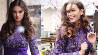 Evelyn Sharma unleashes her hotness in Japan! (View pics)