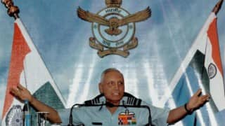 Ex-IAF S P Tyagi chief questioned for 3rd day