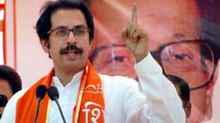 Shiv Sena takes dig at Devendra Fadnavis, says chanting 'Bharat Mata Ki Jai' won't relieve people in drought-affected areas