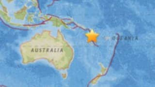 7.0 magnitude earthquake jolts Vanuatu,  tsunami threat issued