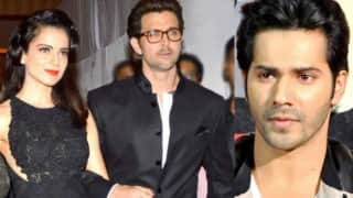 Kangana Ranaut-Hrithik Roshan case: Here's what Varun Dhawan has to say about the hyped 'star-war'