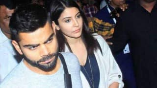 WATCH: This is how Virat Kohli responded when asked about patch up with Anushka Sharma