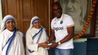 World T20 winner West Indies donates to Missionaries Of Charity in Kolkata, prove they are champion beyond the field!