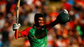 बांग्लादेश ने न्यज़ीलैंड को 5 विकेट से हराया